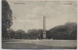 AK Braunschweig Löwenwall Feldpost 1918