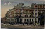 AK Plauen Hauptpostamt Postamt 1913