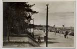 AK Foto Ostseebad Brunshaupten Kühlungsborn Strandpromenade 1934
