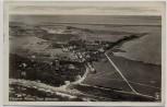 VERKAUFT !!!   AK Foto Ostseebad Kloster Insel Hiddensee Fliegeraufnahme Luftbild 1939