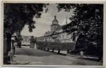 AK Dessau Partie am Lustgarten 1940