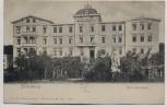 AK Ostseebad Misdroy Międzyzdroje Hotel Belvedere Pommern Polen 1910 RAR