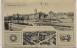 AK Schweinfurt am Main Ortsansicht Präcisions-Kugel-Lager-Werke Fichtel & Sachs Feldpost 1916