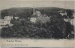 AK Ostseebad Misdroy Międzyzdroje Ortsansicht mit Kirche Pommern Polen 1910
