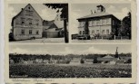 AK Wildenhain Gasthof Rittergut Totalansicht bei Ramsdorf Regis-Breitingen Bahnpoststempel 1944 RAR