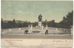 AK Cronberg Kronberg im Taunus Kaiser Friedrich-Denkmal 1905