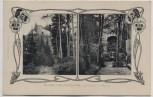 AK Auscha Úštěk Ruine Helfenburg Böhmen Tschechien 1900