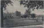 AK Kiel Am kleinen Kiel Blick nach der Falkstraße 1906