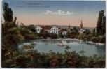 AK Sangerhausen Blick auf die Stadt vom Rosarium gesehen 1910