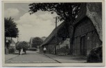 AK Hamburg-Rissen Wedeler Landstraße 1949