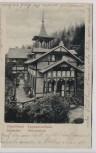 VERKAUFT !!!   AK Schmecks Tátrafüred Hotel Kohlbach Hohe Tatra Vysoké Tatry Slowakei 1921