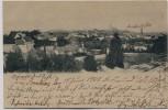 AK Gruss aus Ronneburg Ortsansicht Thüringen 1901