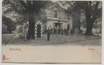 VERKAUFT !!!   AK Ratzeburg Wache mit Soldaten 1910