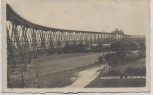 AK Foto Hochbrücke bei Rendsburg 1920