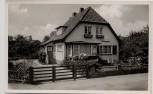 AK Foto Timmendorfer Strand Haus Waldesrauschen Erlenbruchstraße 12 1950 RAR