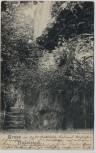 AK Gruss aus Rudolstadt Schillerhöhe 1900