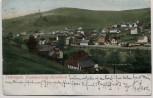 AK Kammerberg Manebach Ortsansicht Thüringen 1906