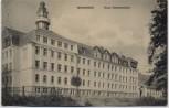 VERKAUFT !!!   AK Meiningen Neue Bürgerschule 1913