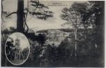 AK Meiningen Helenenhöhe mit Bismarckturm 1910