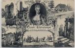 AK Stolpen Schloss Coselgrab Cosel 1911