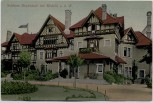 AK Schloss Bockstadt bei Eisfeld an der Werra 1910 RAR