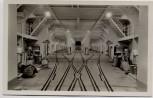 AK Foto Fährschiff Deutschland Wagendeck 1940