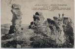 AK Erlbach (Markneukirchen) Vogtland Hohen Stein in Böhmen Elstergebirge 1920