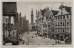 AK Foto Augsburg Untere Maximilianstrasse 1930