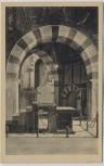 AK Aachen Kaiser-Dom Krönungsstuhl 1920