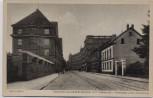 AK Solingen Grünewalderstrasse mit Fabriken Herder und Henkels 1920