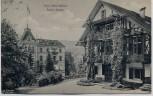 AK Baden-Baden Park-Hotel Garten 1920