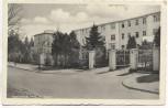 AK Mölln Sanatorium Prof. Dr. Sachs Feldpost 1939 RAR