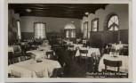 AK Foto Bad Wiessee Gasthof zur Post Teilansicht vom Saal 1940