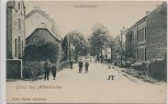AK Gruss aus Altenkirchen Westerwald Frankfurter Straße 1910 RAR