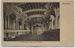 AK Mannheim Musensaal Blick auf die Bühne 1910