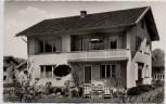 AK Foto Hohenschwangau im Allgäu Haus Roith Schwangau 1960