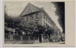 AK Baden-Baden Hotel Augustabad Sofienstraße 32 1930