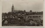 AK Foto Staucha in Sachsen Blick von Steudten Stauchitz 1957