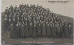 AK Foto Die Besatzung der SMS Möwe mit Graf zu Dohna Schlodien 1. WK 1916