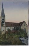 AK Hötensleben Katholische Kirche 1910 RAR