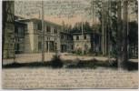 AK Sophienheilstätte bei Bad Berka 1902