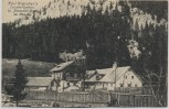 AK Neuwald bei Frein Karl Digruber's Gasthaus bei St. Aegyd am Neuwalde Mürzsteg Niederösterreich Österreich 1920