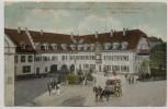 AK St. Peter Schwarzwald Hotel und Pension zum Hirschen 1911