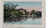 AK Bad Nauheim Teichhaus 1900