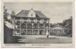 AK Ostseebad Boltenhagen Hotel und Pension Wagenknecht 1931