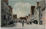AK Memmingen Straßenansicht 1910 RAR