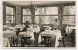 AK Bad Orb Hotel Pension Hohenzollern Innenansicht 1937