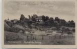 AK Dömitz Blick auf die Festung 1944