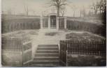 AK Foto Meiningen Kriegerdenkmal Grabmal 1925 RAR