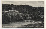 AK Turmsteinbaude Talsperre Boberröhrsdorf b. Hirschberg Jelenia Góra Polen 1940